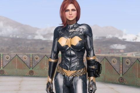 【Fallout 4】Batgirl