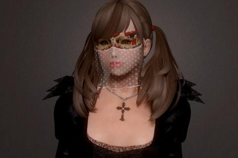 【Skyrim】Lady Mask