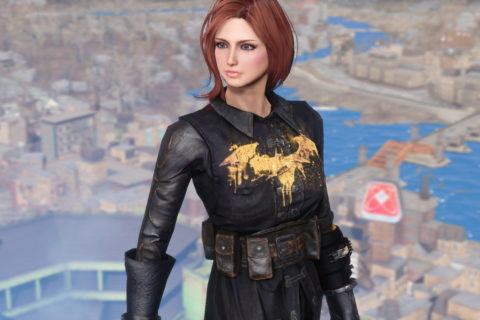 【Fallout 4】Batman and Batwoman Armor Standalone