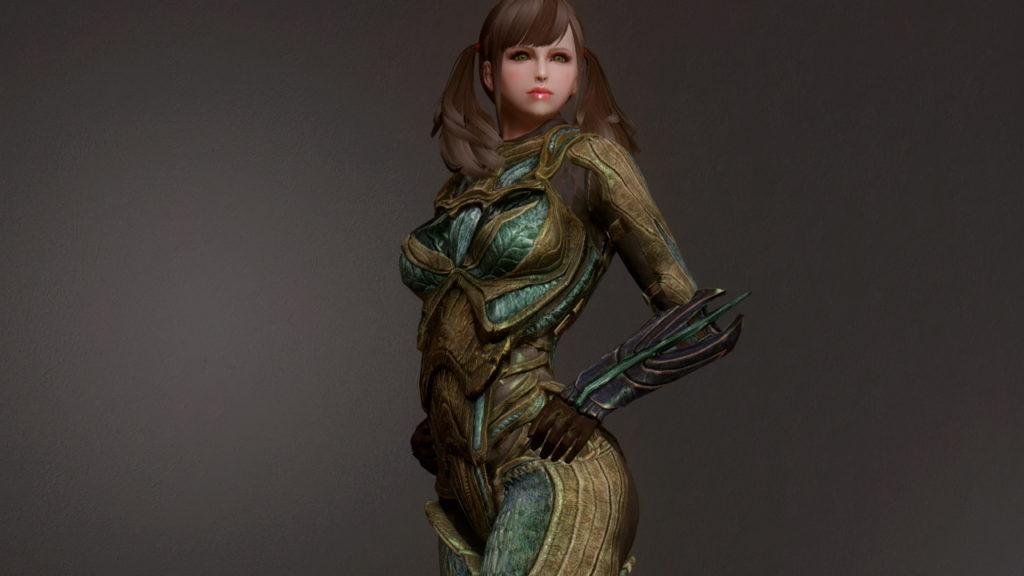 【Skyrim】Truly Light Glass Armor – TRE-MAGA
