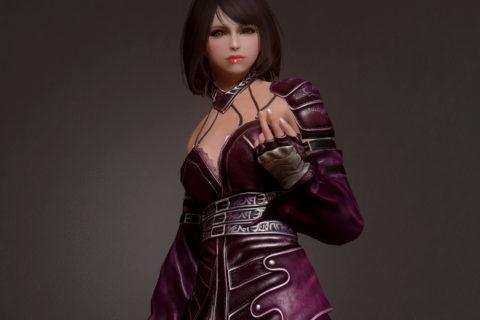 【Skyrim SE】Vampire Leather Armor