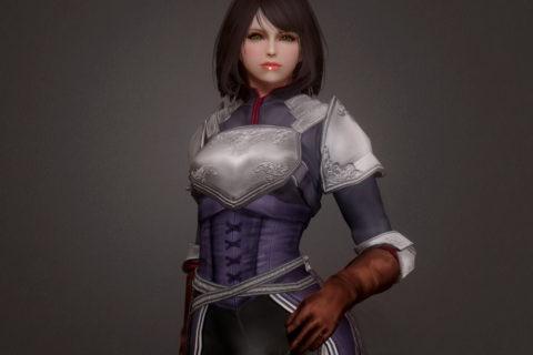 【Skyrim SE】Ritter Armor