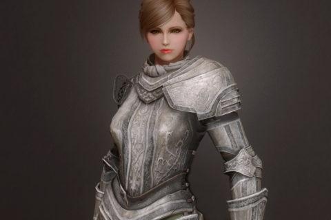 【Skyrim SE】Arch-Knight Judicator Armor