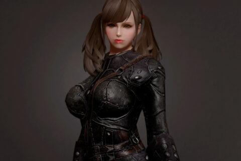 【Skyrim】Shrouded Armor Remodeled