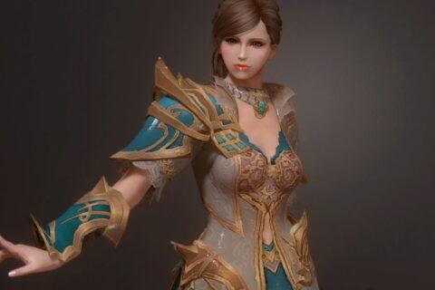 【Skyrim SE】Majestic Elf