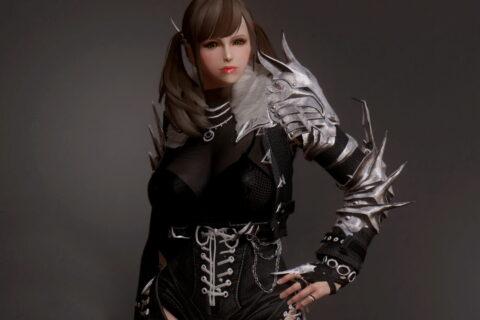 【Skyrim】Vin Silver Fox